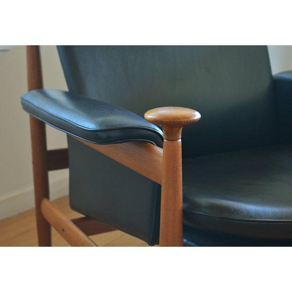 2167 bwana lounge chairブワナ ラウンジチェア 北欧名作家具のキタニ