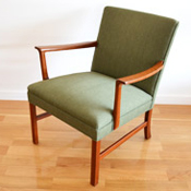 No.0519 Ole Wanscher ArmChair